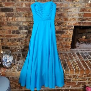 New Hailey strapless prom special occasion dress